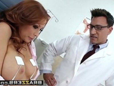 Doctor Adventures Monique Alexander, Marco Banderas | anal  ass  big booty  doctor  domination  hardcore  leather  milf  rough sex  sex toys