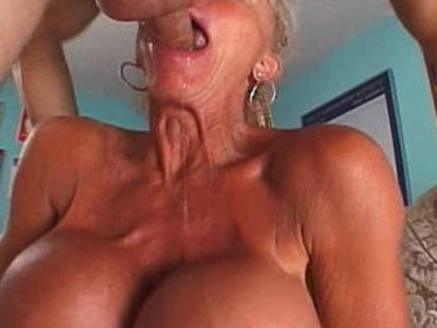 Grandma with tits | big tits   gilf   grandma