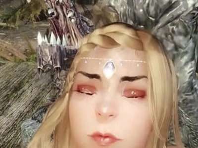 Sexy priestess captured, dominated, and gangbanged by monsters Skyrim 3d hentai | 3d cartoons   domination   gangbang   hentai   sexy girls
