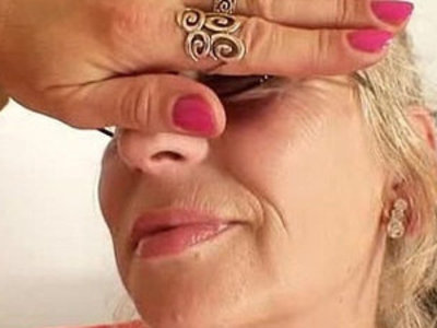 Well endowed grandma penetrates a milf | gilf  grandma  milf
