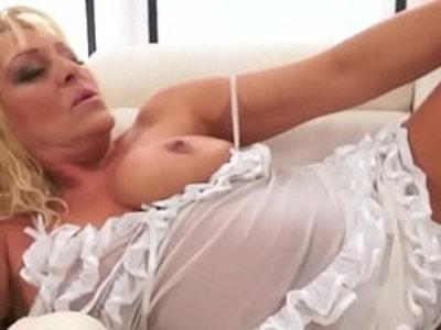 Face spunked granny bbc | black cock  facesitting  gilf