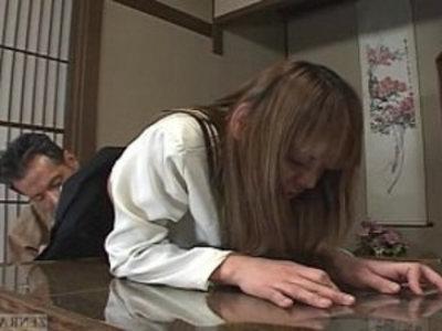 Japanese schoolgirl bizarre spanking and threesome Subtitled | 3some  ass  bizarre  butt  fetish  japanese girls  school girls  shy girls  teens  uniform