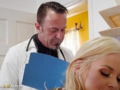 Dirrty Nurse deepthroats cock | cock  deepthroat  milf  mother  nurse  pounding  son and mom