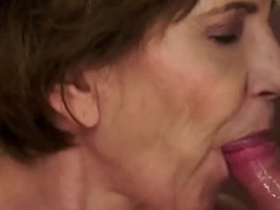 Faketit granny jizzed in mouth after fucking | gilf  mouth fuck  sperm