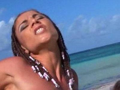 Roberta Missoni Anal threesome   3some  anal