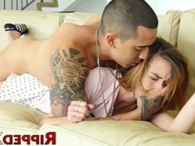 Naughty stepsister sucks her brothers huge hard dick before sex | cock sucking  cowgirls  cumshots  dick  doggy  facials  fetish  hardcore  huge cocks  naughty girls