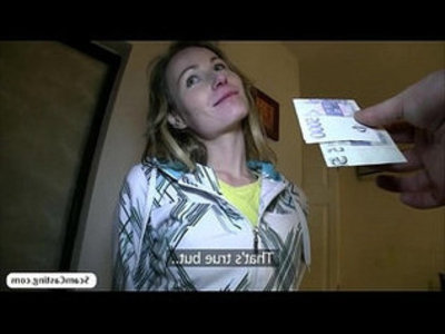 Hot radka gets her pussy fucked for extra cash by a total stranger | pussy  stranger