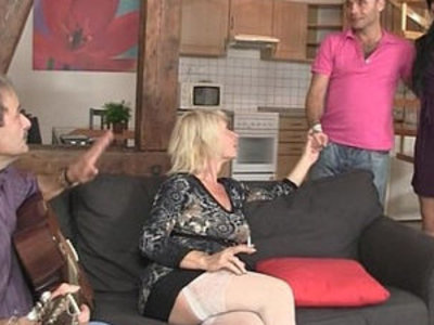 His parenets lure her into threesome   3some