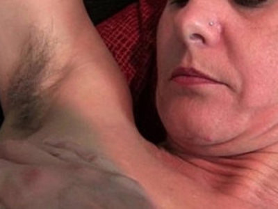 Hairy granny with big long and hard nipples | gilf   hairy pussy   nipples