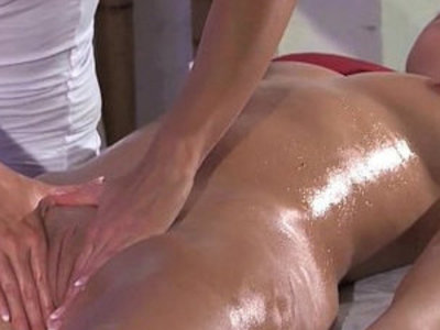 Massage Clit rub for her orgasm while playing around with masseuse | clits   massage   orgasm