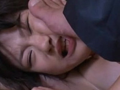 Japanese teen Aoba Itou caught with bottle in her pussy | caught   insertion   japanese girls   pussy   teens