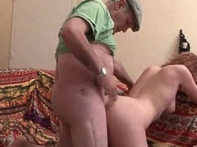 French slut sodomized in threesome action with Papy Voyeur | 3some   action   french girls   sluts