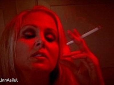Busty Blonde amateur Milf Julia Ann Gives Smoking BJ! | blonde  blowjob  busty  cumshots  deepthroat  facials  huge boobs  milf  smoking  tits
