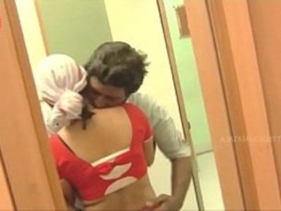 Indian Housewife Dress Change and Uncle Romance | aunty   desi girls   housewife   husband   indian girls   old man   sexy girls   wife