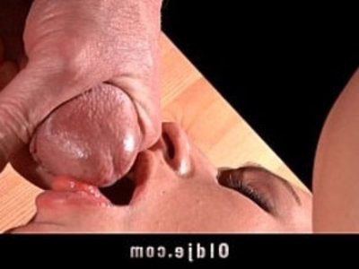 Beautiful slut sucking and fucking hardon grandpa | beautiful   blonde   cock sucking   cum in mouth   cumshots   doggy   hardcore   old and young   prostitute   pussy licking