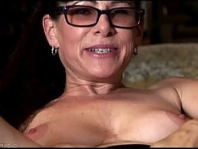 Beautiful brunette old spunker plays with her juicy pussy for you | beautiful  brunette  cougars  gilf  grandma  housewife  juicy girls  masturbation  mature  milf
