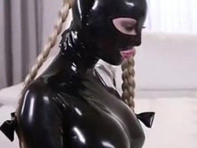 Latex bondage slave girls in punishment | bondage   girls   latex   lesbians   punishment   slave