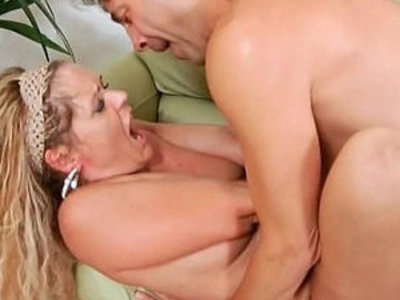 Mom entreats for cock in her twat | cock   son and mom   twat
