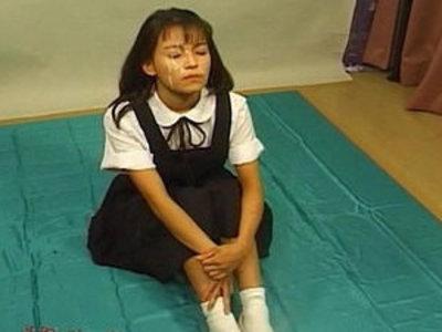 Bukkake Highschool Lesson Japanese uncensored blowjob | blowjob  bukkake  japanese girls  school girls  uncensored