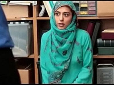 Arabian girl getting fucked in the office | arabian girls  cute petite  girls  office  pussy