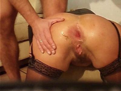 Anal bottle | amateur  anal  ass  ass fucking  ass worship  fisting  homemade  insertion