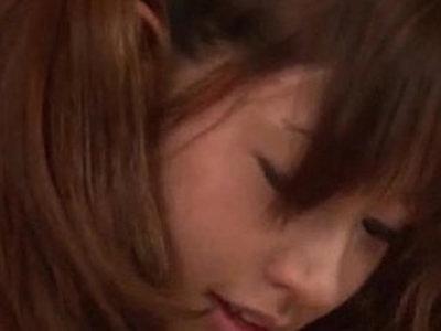 Buruma Aoi amazes with her big tits and smooth lips   big tits