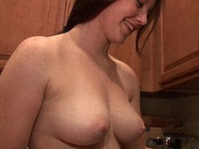 halloween naked cooking in the kitchen | kitchen   naked