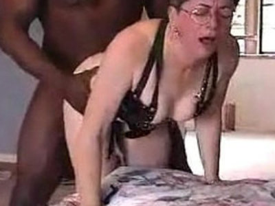 Lovely grandma from gets her tight cunt fucked by black friend | black   boyfriend   cunt   friends   gilf   grandma   lovely girls
