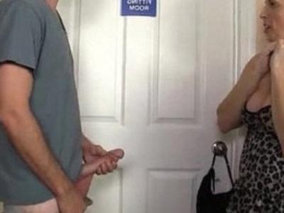 Mature stepmom gets a taste of stepson | busty  girls  mature  son and mom  stepmom  stepson
