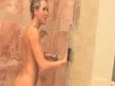 Brandi Love Taking A Sexy Shower And Licking Pussy teen amateur hd porn video | amateur  pussy  pussy licking  sexy girls  shower