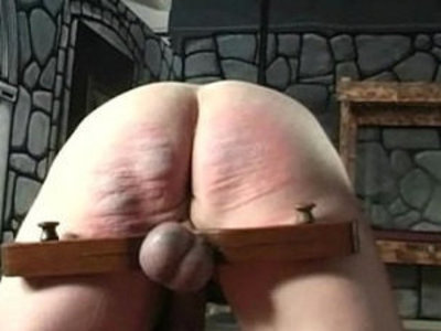 humiliated and spanked submissive guy | submissive