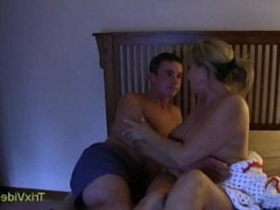 The Mommy Son Sex Adventure The Story Begins | amateur   blonde   blowjob   close up   compilation   cumshots   family taboo   hardcore   homemade   milf