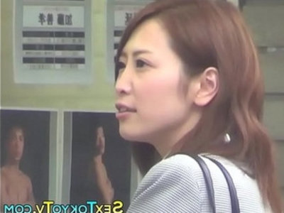Japanese babe solo rubs | asian girls  baby  brunette  cute petite  japanese girls  masturbation  outdoor  public sex  rubbing  small tits
