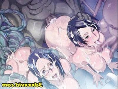 Injuu Kangoku DIRTY PRISON SHIP | anime  dirty