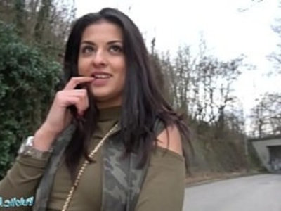 Public Agent Outdoor orgasms for Serbian beauty | agent   beauty   blowjob   brunette   orgasm   outdoor   public sex