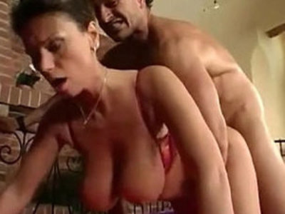 Exotic looking mature wife gets cock in her pussy and her mouth | cock  exotic sex  mature  mouth fuck  pussy  sexy girls  wife