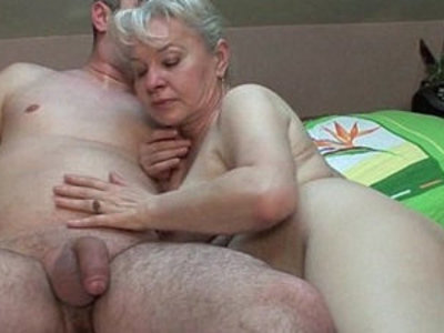 Grandma in heat needs to get off   gilf  grandma