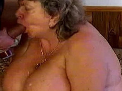 Crazy old mom gets big cock | crazy  huge cocks  old and young  son and mom  young