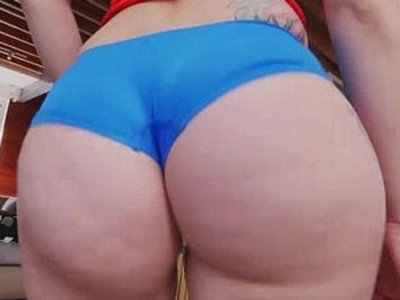 Perfect thick ass of sexy brunette Mandy Muse | ass  brunette  drilling  perfect girls  sexy girls  thick girls